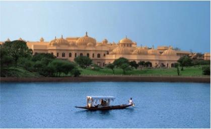 World's Best Luxury Hotel Brands? Think India – Cámara